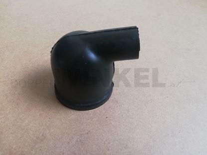 Bild von Gummikappe über Schnüffelventil
