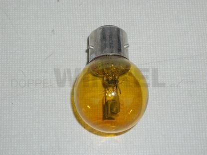 Bild von Biluxbirne 6 V gelb