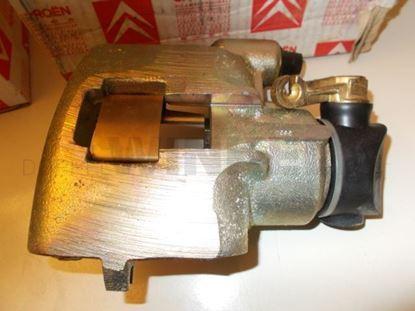 Bild von Bremssattel vorne rechts bis ORGA 5225
